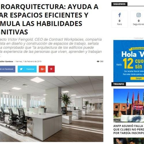 Noticias Y Novedades Contract Workplaces