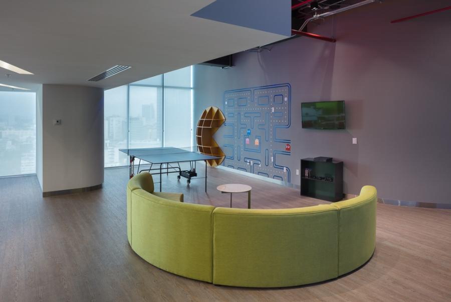globant piso 12 - m u00e9xico - 2016
