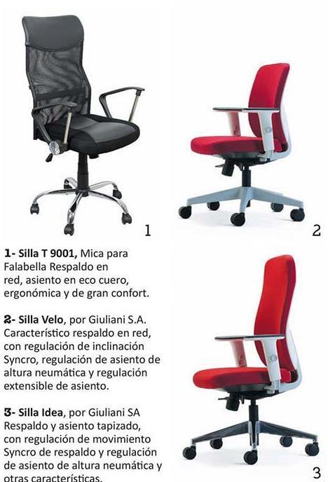 Sillas operativas - Contract Workplaces