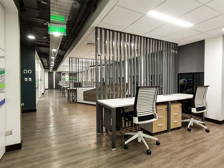 Interiorismo-de-oficinas-Mercantil-Factoring-Chile-realizado ...